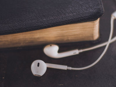 Sermon audio/podcasts